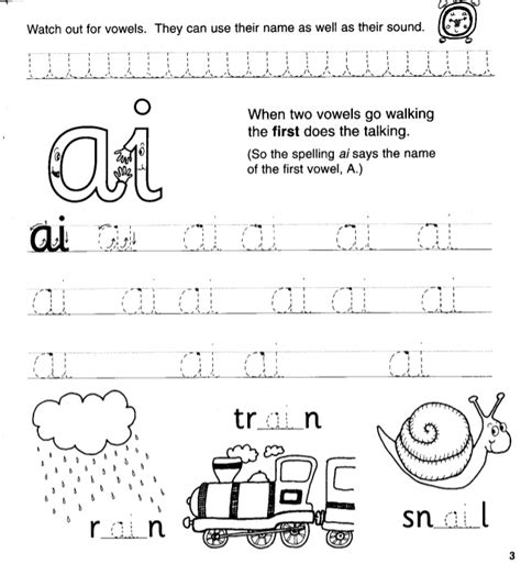 5 Letter Words Phonics all worksheets 187 ai words phonics worksheets free