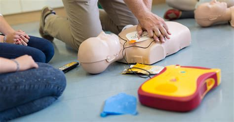 heartsaver  aid cpr aed