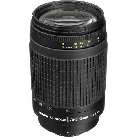 Lensa Tele Nikon 70 300mm Vr jual baru lensa nikon tele zoom af nikkor 70 300mm f 4 5 6g 70 300 mm istana tas kamera