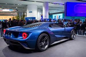 Blue Ford The New Ford Blue At Naias 2017 2018 Best Cars Reviews
