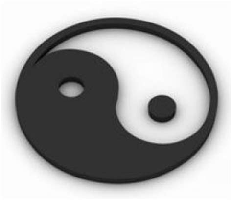 What Does Color Mean Yin Yang Dragons Lovetoknow