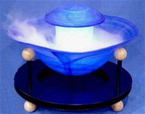 fog mister with colored led lights table top fogger water mist