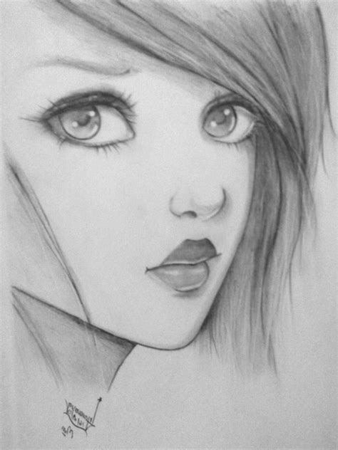 Sketches In Pencil by Drawings In Pencil Easy Amazing Drawing Pictures