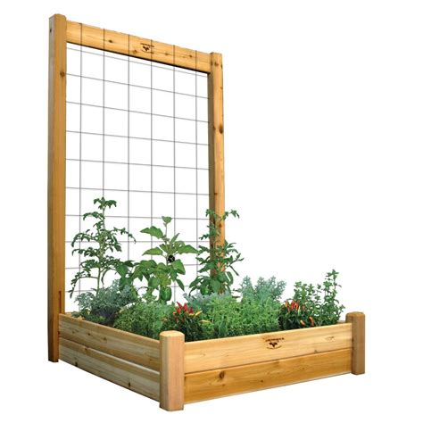 Home Depot Raised Garden Bed Kit Canada