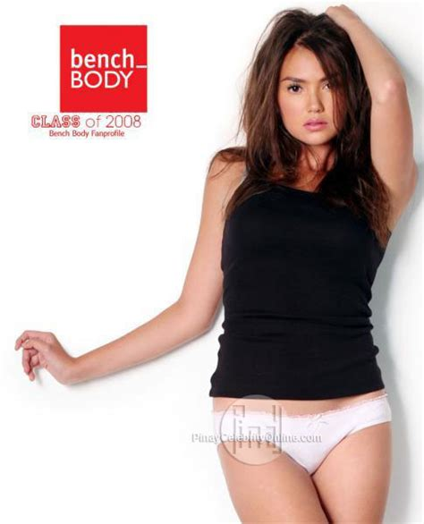 angelica panganiban bench hot girl picture today angelica panganiban class of 2008