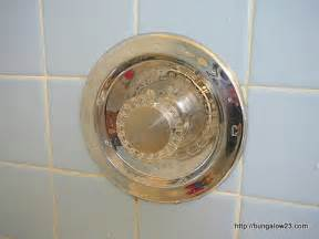 Old Shower Faucet How To Replace A Moen Shower Valve Cartridge