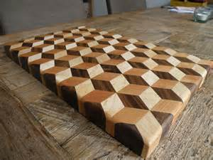 Cutting Board Designs 3d End Grain Cutting Board Plans 187 Woodworktips