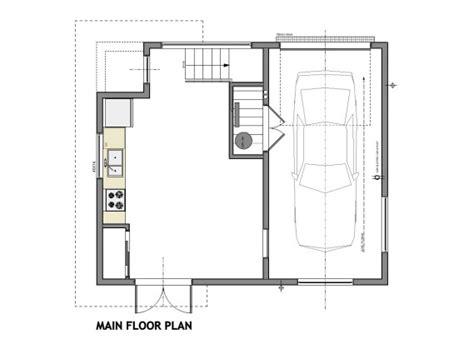 Reshapeable Laneway House Design Creates Optionsinspired Integrated Multi Family House Plans
