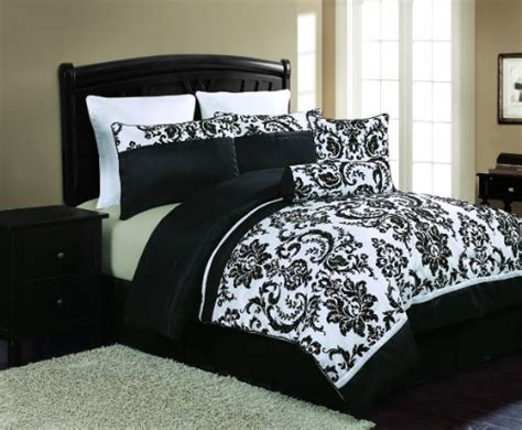black damask comforter black white damask bedding sets