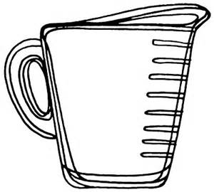 Measuring Cup Of Water Clipart  ClipartFest sketch template