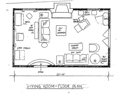 floor plan of a room living room floor plan spear interiors