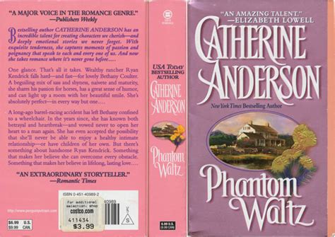 Novel Phantom Waltz Catherine hardware store literature fiction