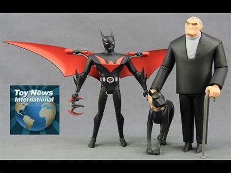 Figure Batman Set 4 batman the animated series batman beyond 6 quot figure set review