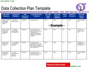 Plan Collection ng bb 20 data collection