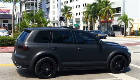 volkswagen touareg black volkswagen touareg black 4