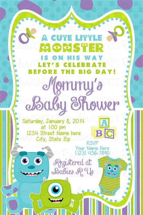Inc Baby Shower Invitations by Inc Baby Shower Invitations Plumegiant