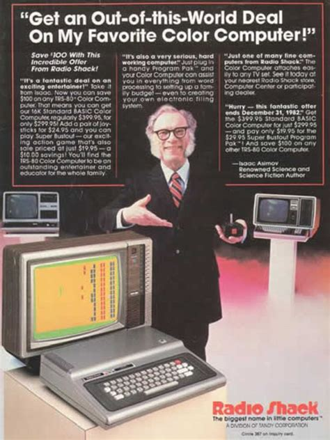 Tandy Lol by When Computers Were Hilarious Vintage Ads From The