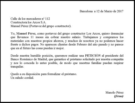 formato solicitud de carta formal formato carta peticion formal pertamini co