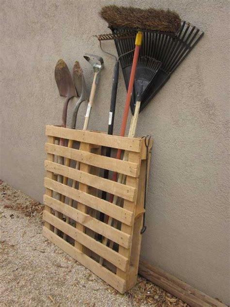 practical diy storage solutions   garden  yard