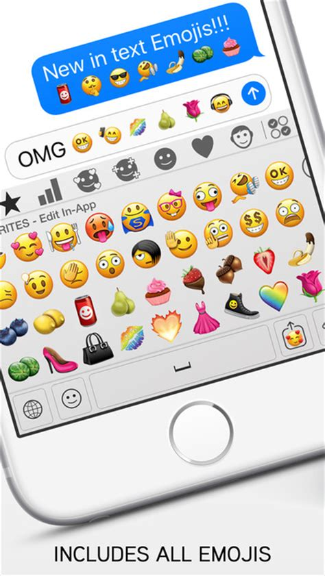 b iphone emoji emoji intextmoji pro on the app store