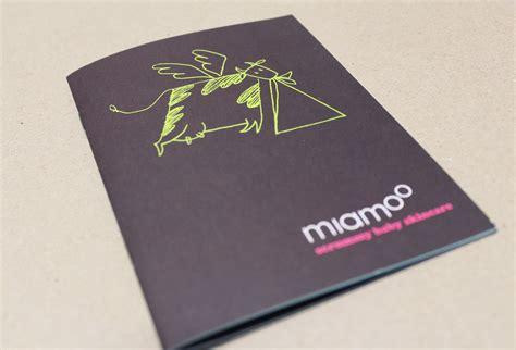 Miamoo Baby Skincare by Miamoo Brand Identity Dinnis Design