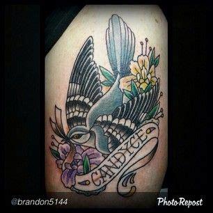 kustom thrills tattoo best 25 mockingbird ideas on