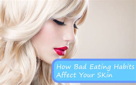 7 Bad Habits That Affect Your Skin by How Bad Habits Affect Your Skin Fitbodyhq