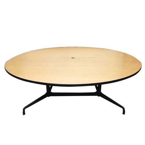 Herman Miller Eames Conference Table Charles And Eames Conference Table By Herman Miller For Sale At 1stdibs
