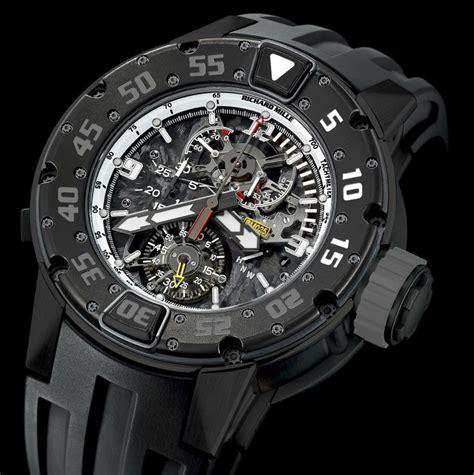 Richard Mille Sport richard mille rm 025 tourbillon chronograph diver s on swiss sports