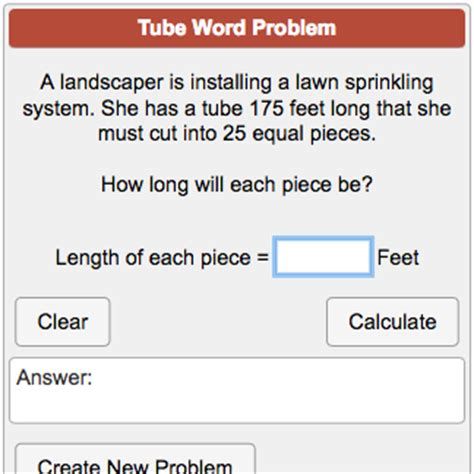 calculator soup math word problems division