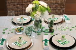 celebrating st s day table diy table