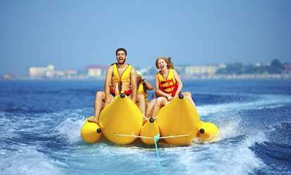 banana boat ride pensacola things to do in fort walton beach deals in fort walton