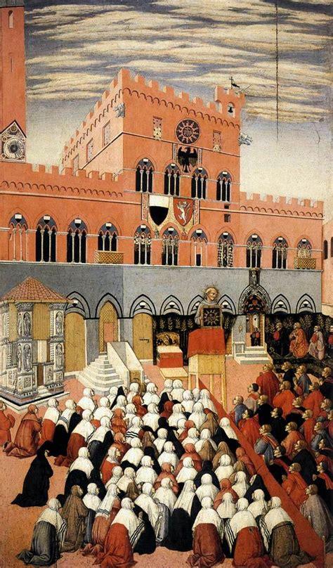 C Nel Florenece pr 233 dication de bernardin sano di pietro wikip 233 dia