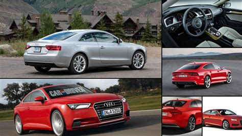 audi a5 2016 redesign 2016 audi a5 redesign news reviews msrp ratings with