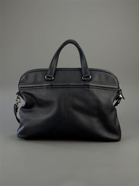 Bags From Vlieger Vandam by Vlieger Vandam Classic Large Gun Bag In Black Lyst