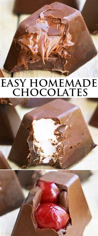 Simply Handmade Chocolates - de 525 bedste billeder fra h 248 jtider og p 229