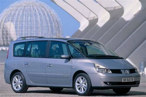 2005 renault grand espace iv pictures information and
