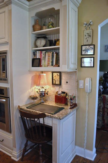 Small Kitchen Desk 25 Best Ideas About Kitchen Desks On Kitchen Office Nook Kitchen Office And