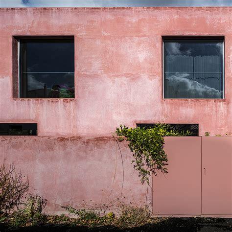 red house design studio jingdezhen extrastudio transforms historic winery in portugal into
