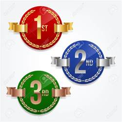 1st 2nd 3rd clipart clipartfest