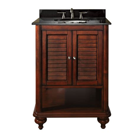 24 bathroom vanity cabinet 24 quot tropica bathroom vanity antique brown bathroom