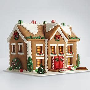 christmas gingerbread house to buy 11 best gourmet gingerbread houses to buy sometimes personalize and have shipped as