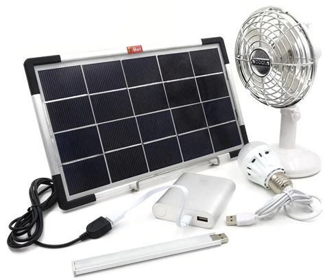 Solar Power Outlet For Lights Usb Solar Panel 6w With Aluminum Frame