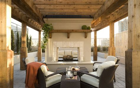 outdoor living room with fireplace 22 beautiful outdoor living rooms outdoor room ideas