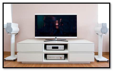 Meja Custom koleksi gambar rak tv minimalis keren desain rumah unik