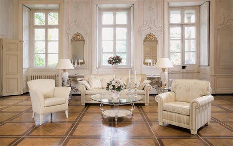 sofa klassisch upholstered suite napoli finkeldei