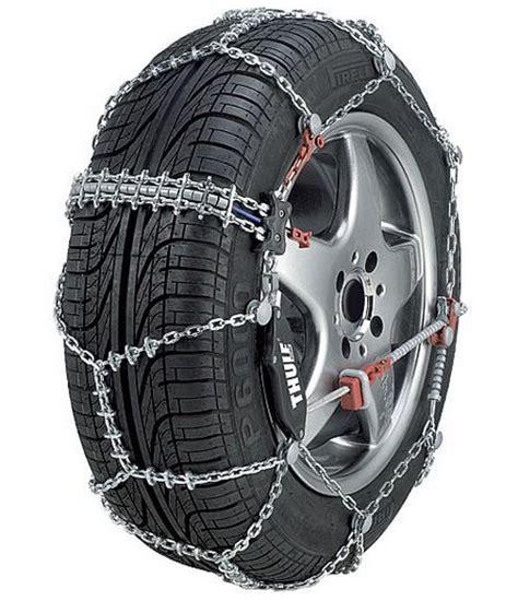 put  tire chains
