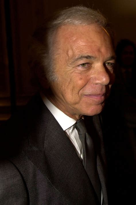 Ralph Lauren, American Fashion Designer, Turns 70   Zimbio