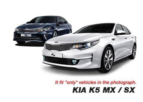 Kia Fit Aero Parts Rear Lip Trunk Spoiler Molding Garnish For Kia