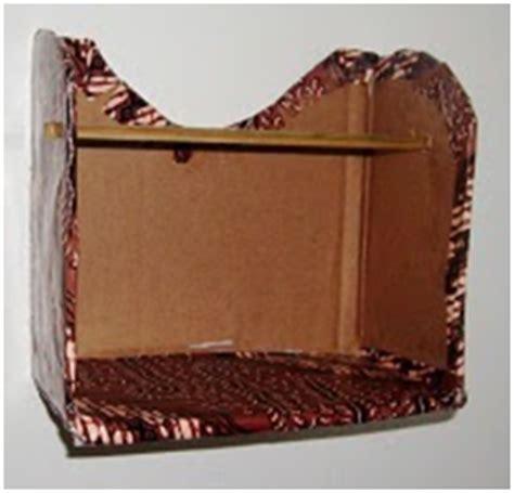 Lakban Putih Solatif Bermotif skill daur ulang limbah kertas